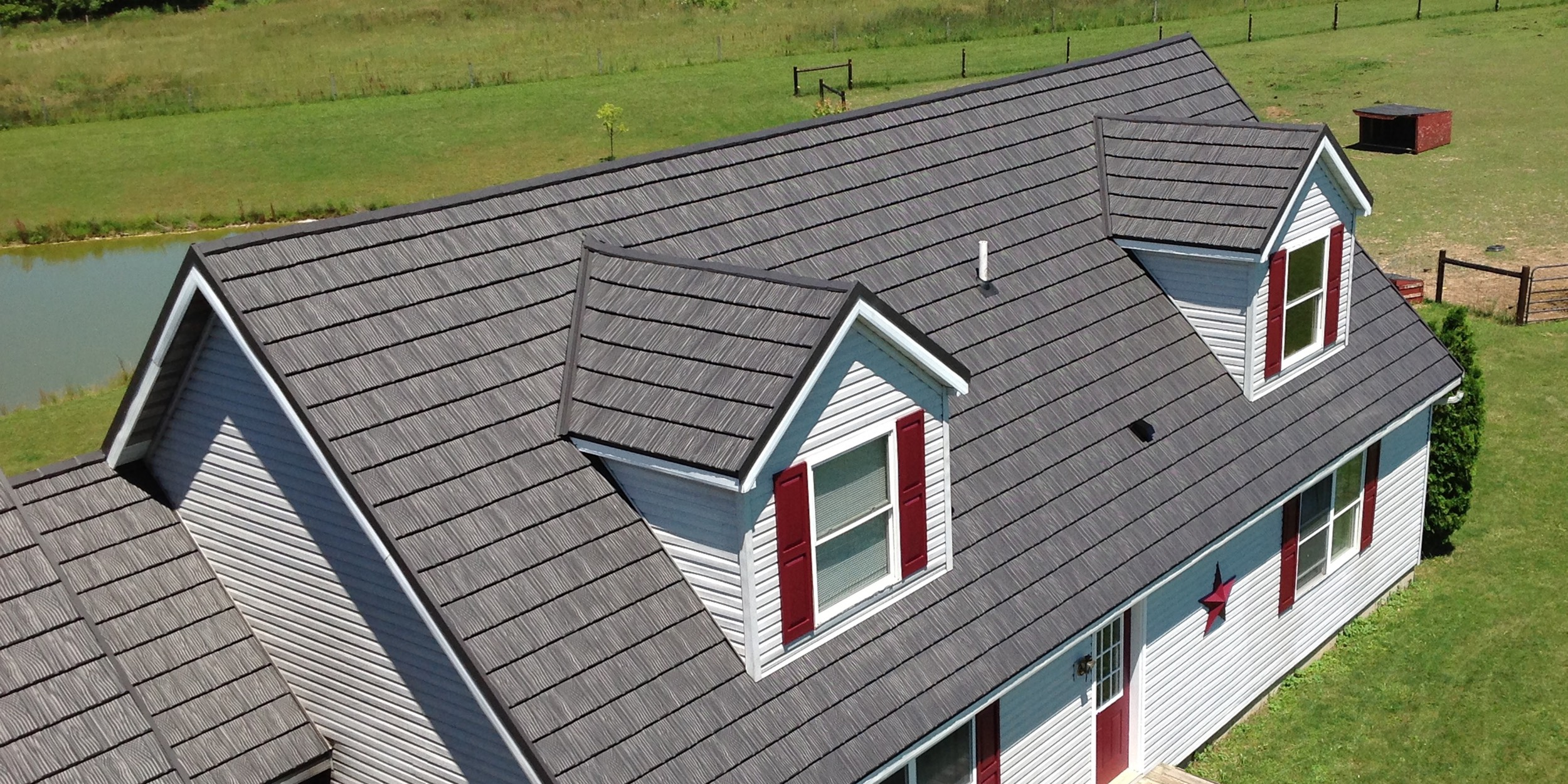 How To Clean A Metal Roof Rare Manufacturing