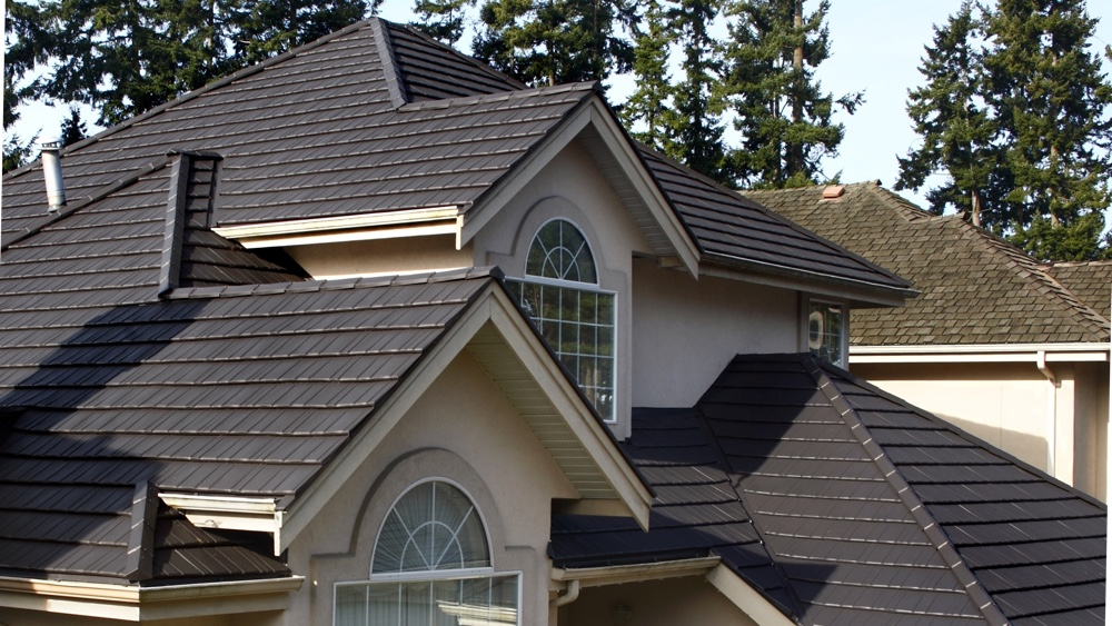 If Your Metal Roof Has Accumulated A Build Up Of Organic Material You May  Find It Necessary To Use A Cleaning Agent Prior To Annual Water Rinsing.