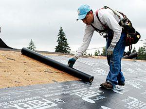metal roofs underlayment