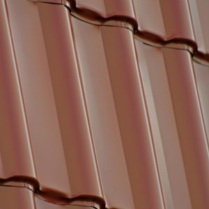 european tile roof