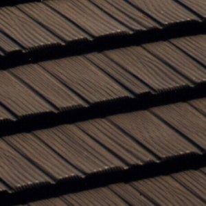 heavy shake roof