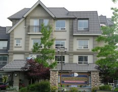 Langley Gardens Retirement Community, Langley, BC - European Tile - Charcoal Grey